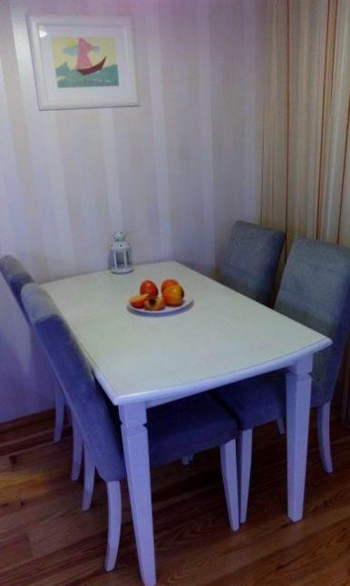 Стол на кухне