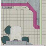 Розовая глянцевая кухня 5 кв.м — отчет мебельщика