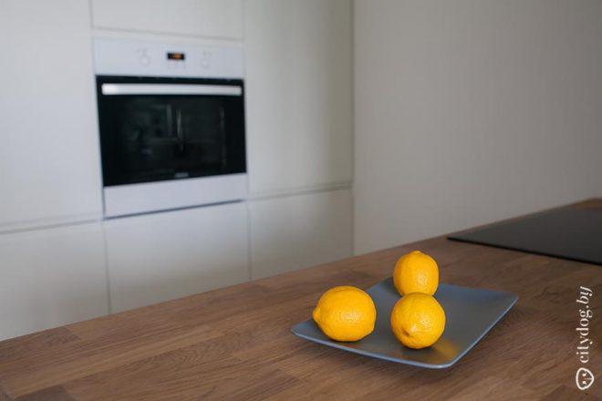 Дизайн кухни-гостиной в однокомнатной квартире