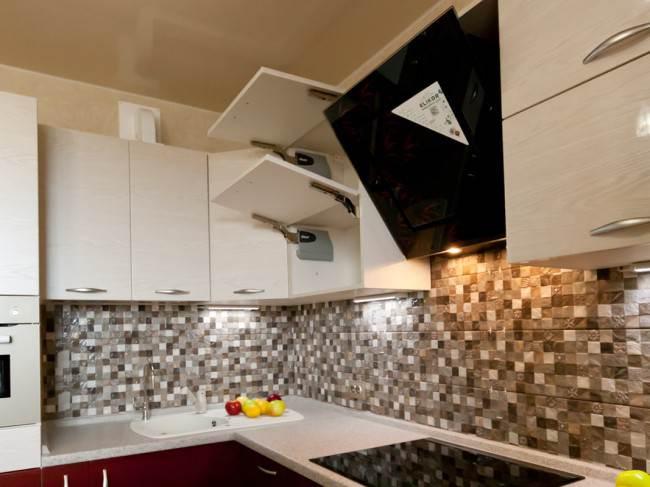 Шкаф на кухне