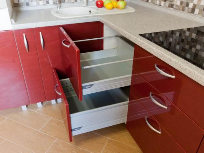 Ящик на кухне