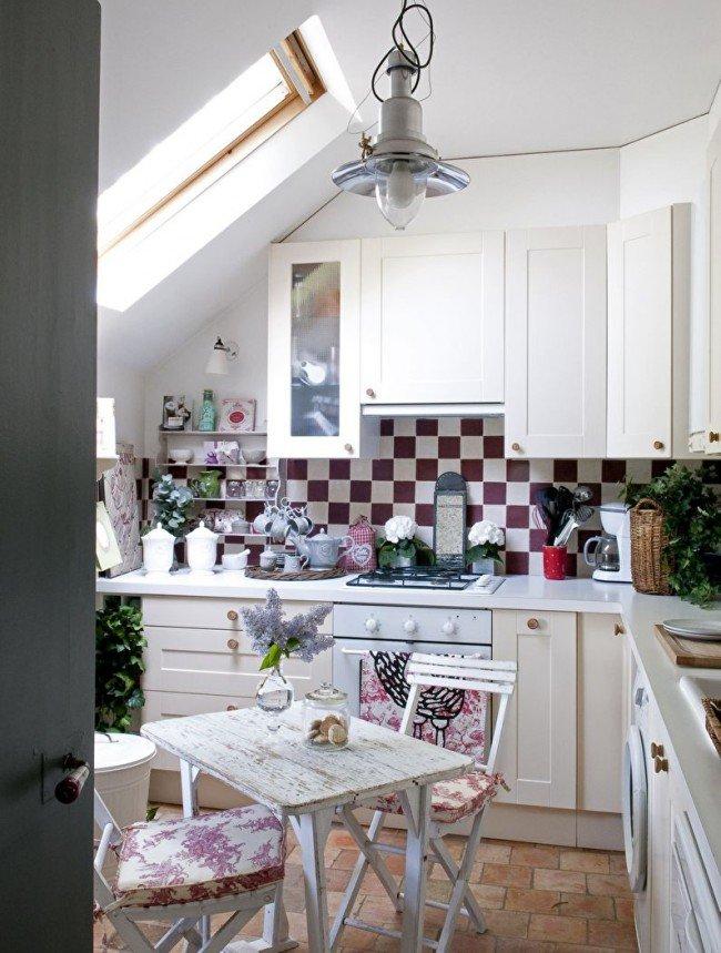 Кухня сдержанных цветов 2