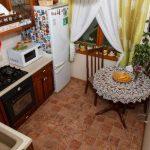 Дизайн кухни в классическом стиле 7 кв.м
