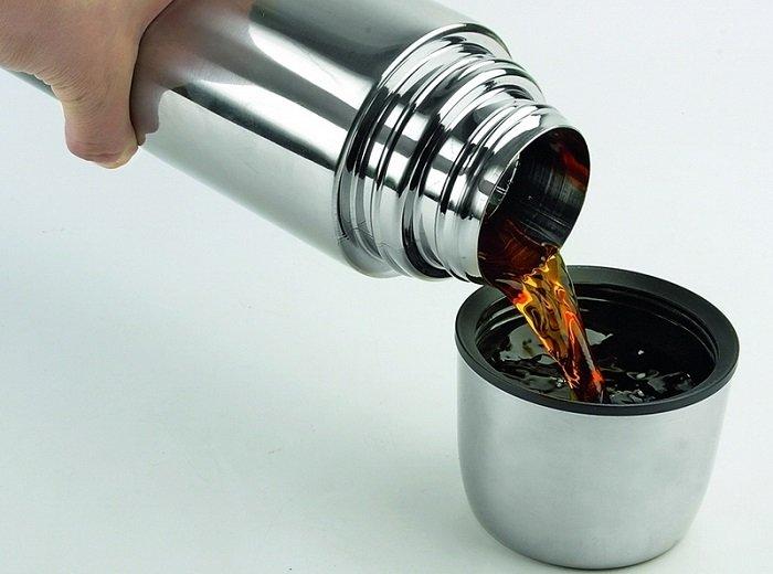 Как почистить термос из нержавейки от чайного налета? Как очистить термос из нержавейки внутри: 7 лучших народных способов избавления от чайного налета