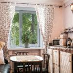 Дизайн кухни в «сталинке»