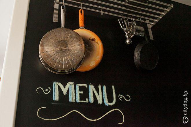 Функционал кухни