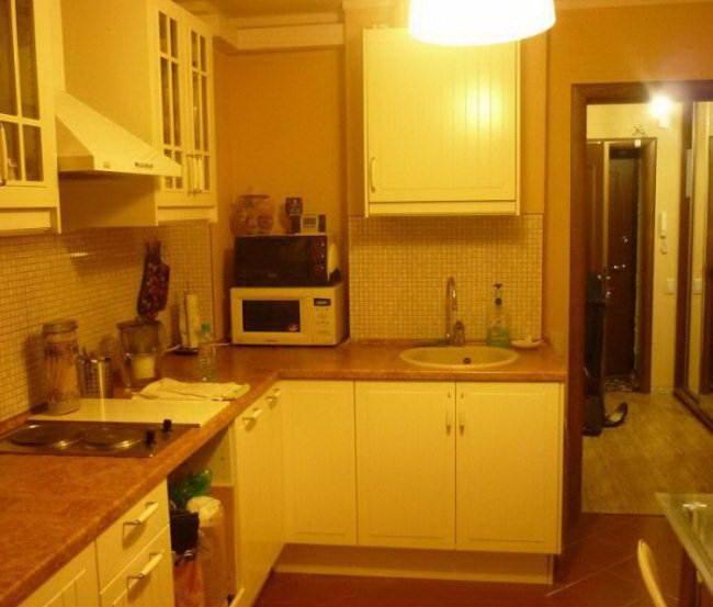 Старая кухня