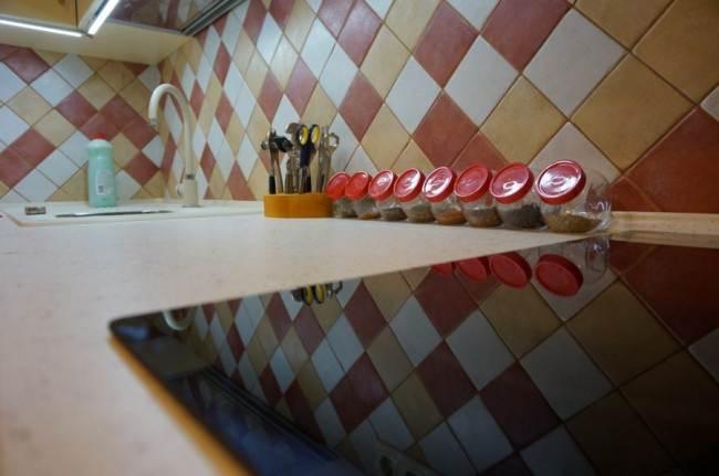 Фартук на кухне
