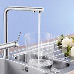 Кран для питьевой воды на кухню: как выбрать, виды, способы монтажа
