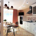 Кухня 11 кв м: дизайн, фото, сочетания цветов, стили интерьера