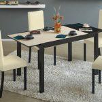 Кухонные столы и стулья: фото, правила подбора, материалы, размеры