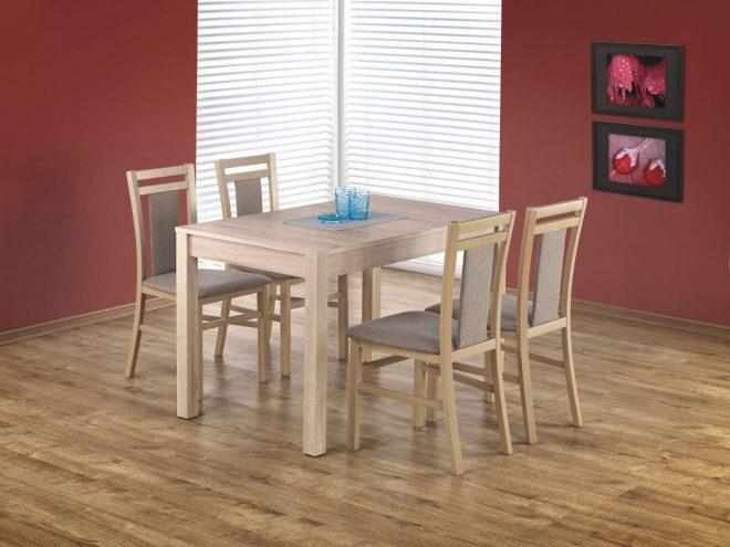 Стол и стулья из МДФ