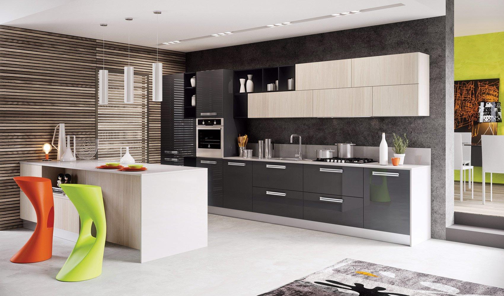 самое фото модных кухонь тверской
