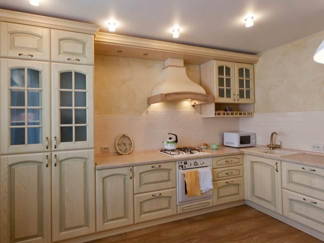 Бела кухня