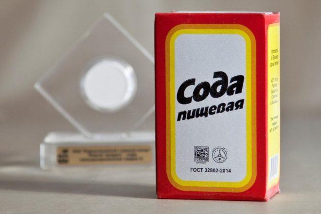Сода в борьбе с неприятными запахами