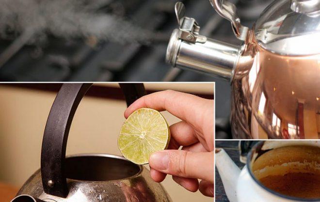 Лимонная кислота для чайника