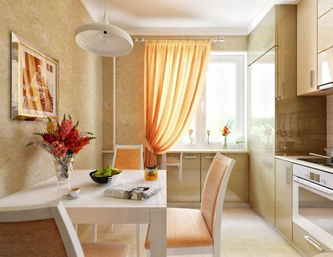 Текстиль на кухне