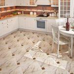 Кафель на кухню – дизайн, фото в интерьере, нестандартные решения, выбор материала
