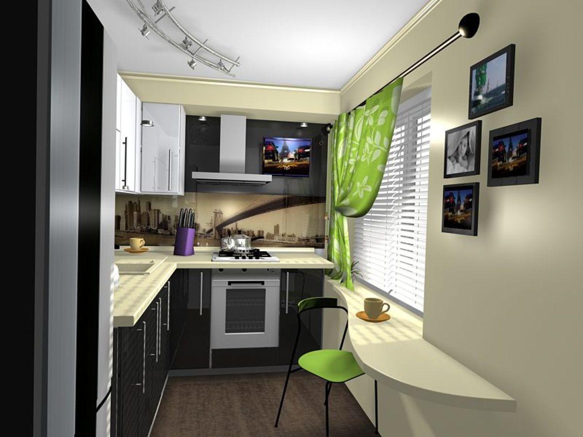 Ремонт в маленькой кухне картинки