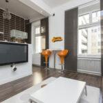 Дизайн квартиры студии 30 кв. м: фото, цветовые решения, выбор мебели и освещения