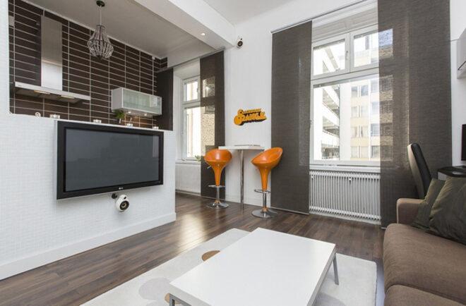 Дизайн квартиры студии 30 кв метров