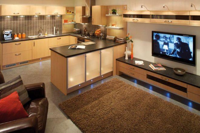 Мебель для квартиры студии