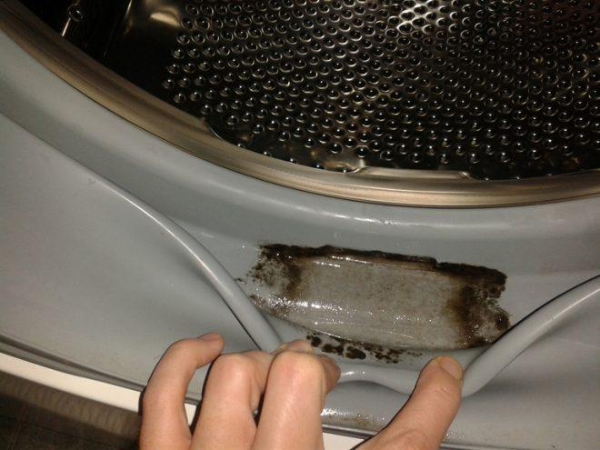 Резинка стиральной машины