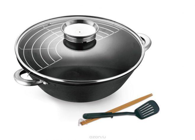 Казан для индукционной плиты
