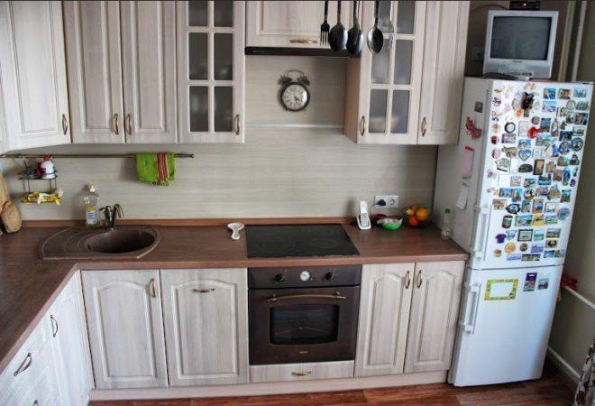 Гарнитур на кухне