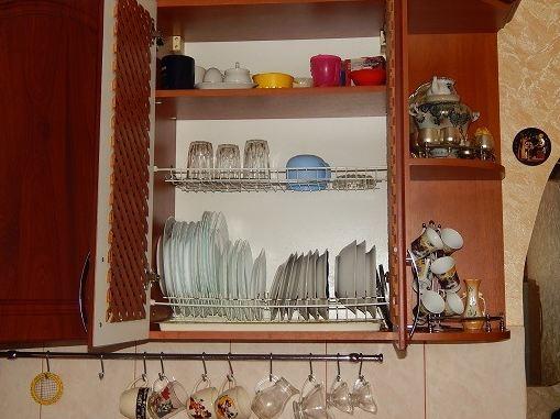 Полки для посуды