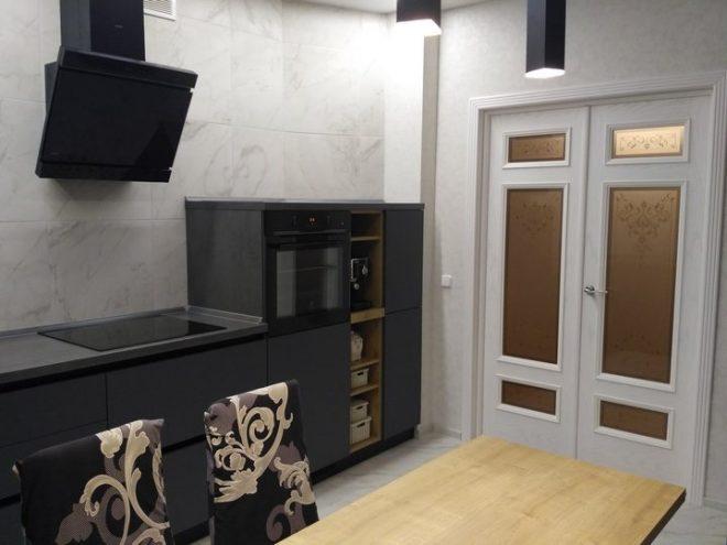 Дверь на кухню
