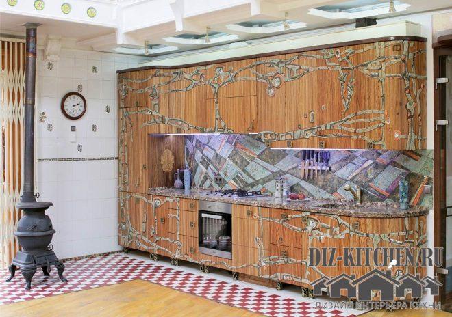 Фасады кухни