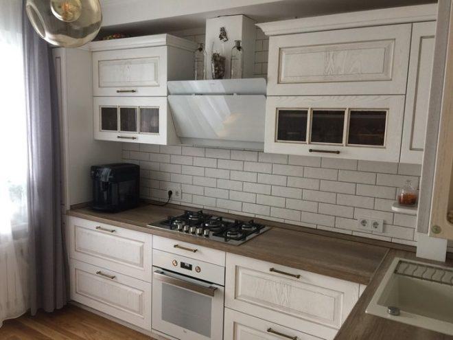 Угол кухни