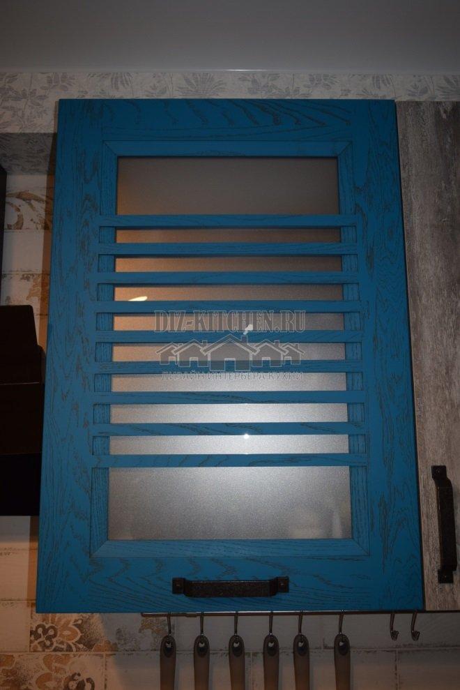 Верхние фасады кухни Пиано
