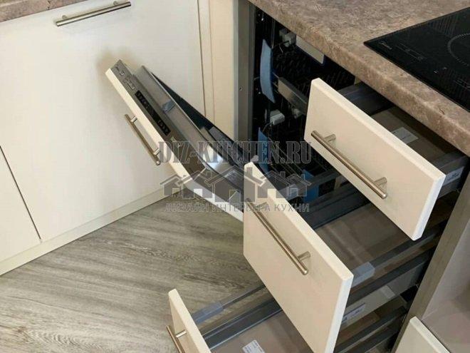 ВстроеннаЯ посудомоечная маштнка