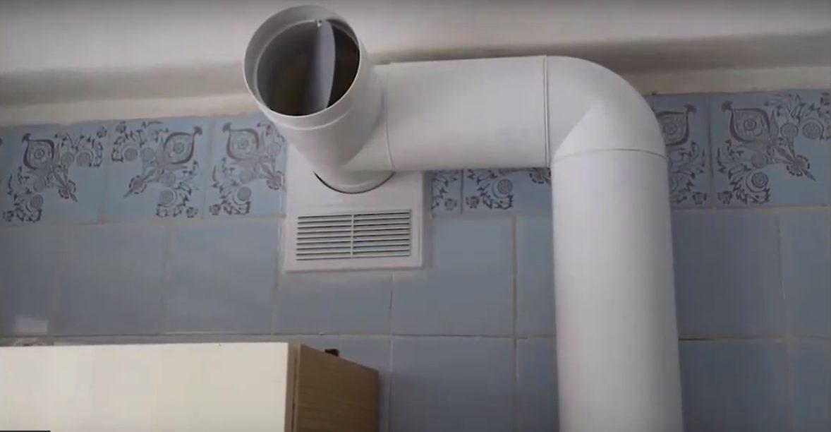 Воздуховод пластиковый