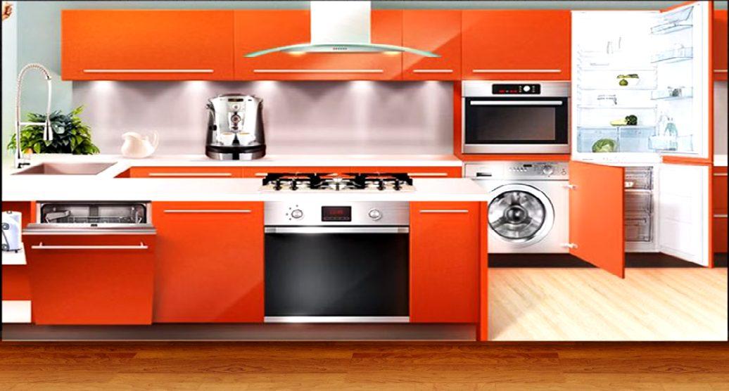 Стандартные размеры кухонных гарнитуров