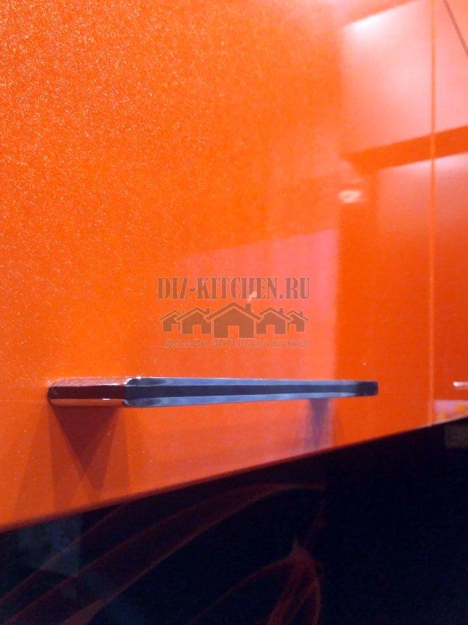 МДФ в пленке ПВХ (цвет Апельсин)