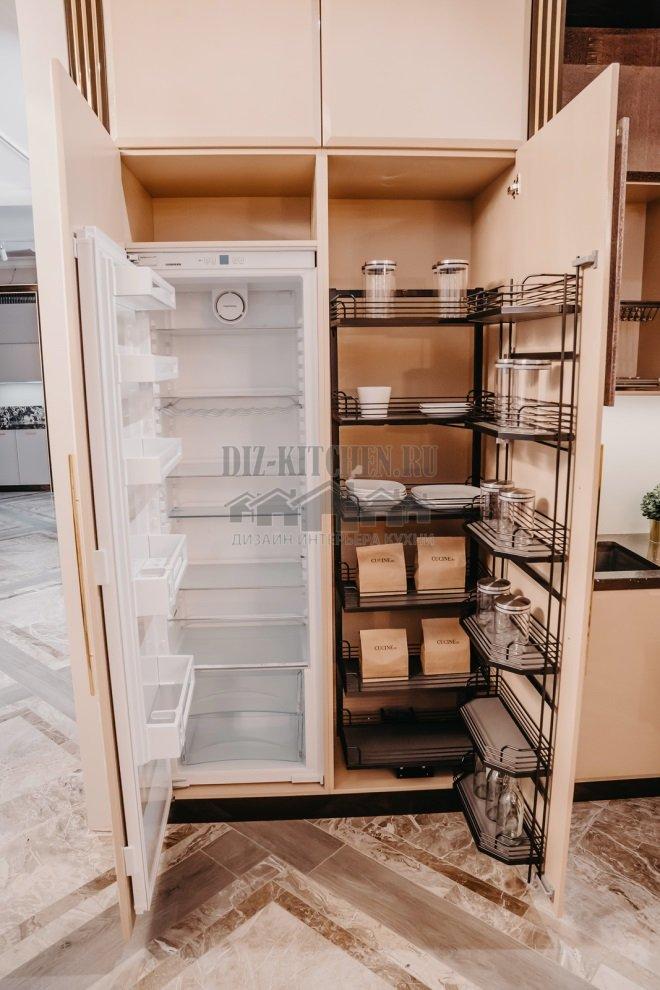 встроенный немецкий холодильник LIEBHHER