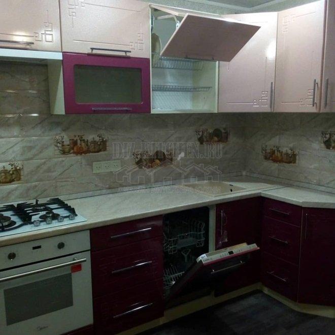 Посудомоечная машина в малогабаритной кухне