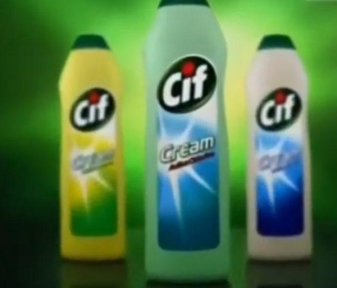 cif крем