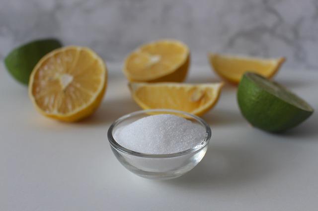 лимонная кислота photo