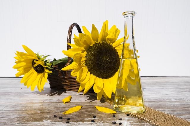 растительное масло photo