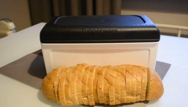 Вакуумное устройство для хранения хлеба