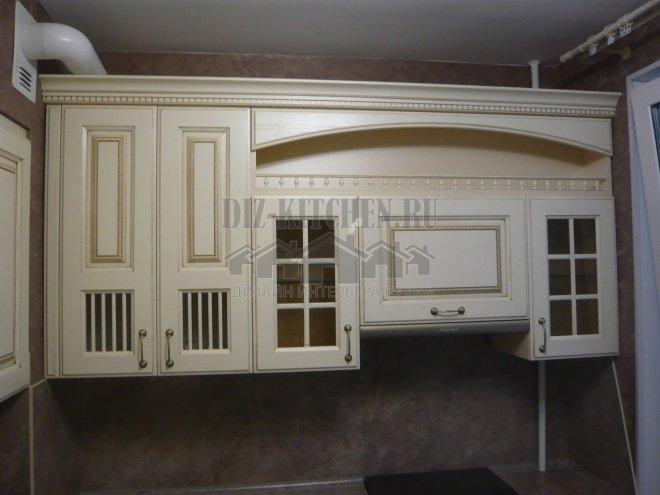Классический декор в кухне Империал
