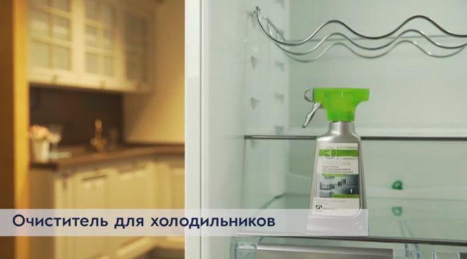 Спрей для чистки холодильников Electrolux