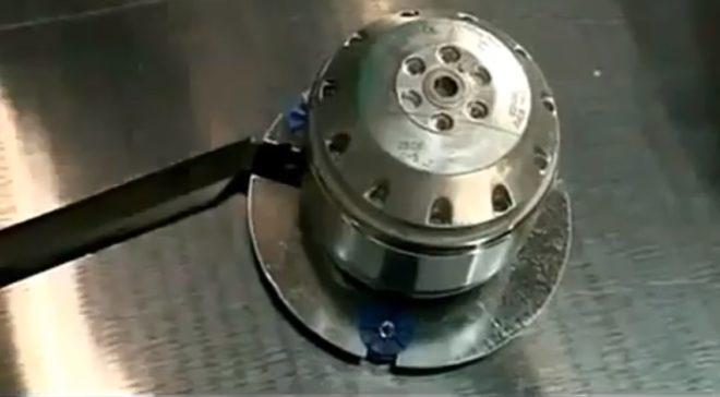 Мотор вентилятора