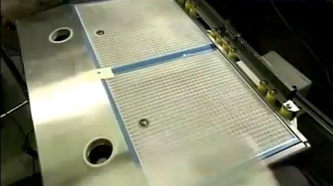 Алюминиевые фильтры на вытяжке
