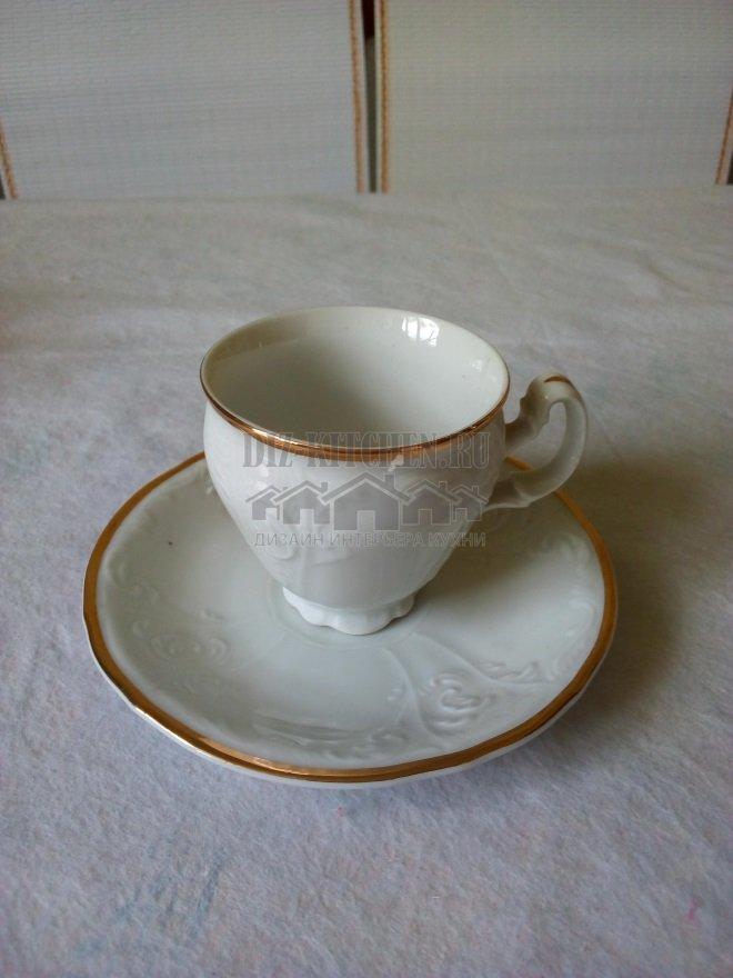 Старый набор для изготовления парящей чашки