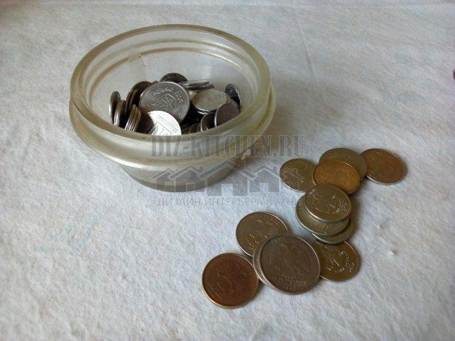 Монеты для поделки